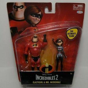 Disney Pixar INCREDIBLES 2 Brand New
